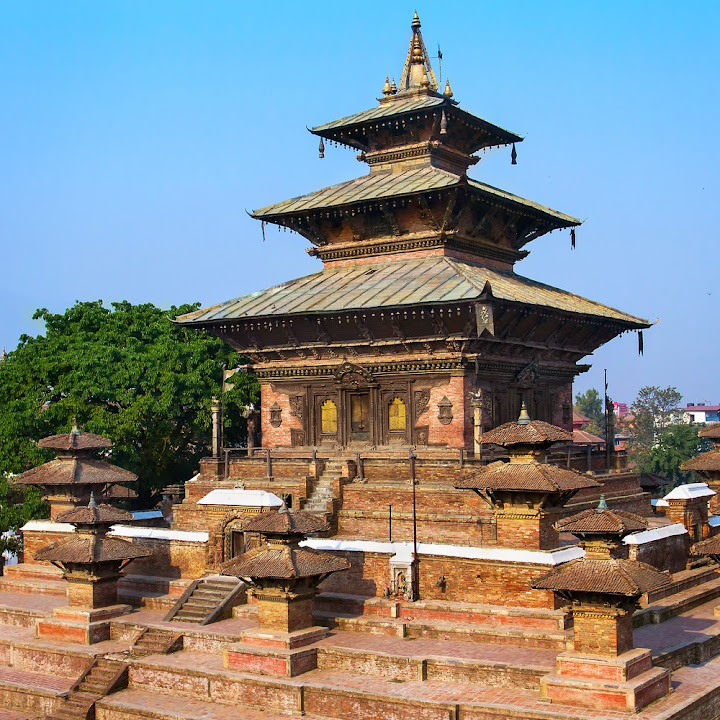 Taleju Temple - Oldest temple of Durbar Square, Kathmandu, Nepal