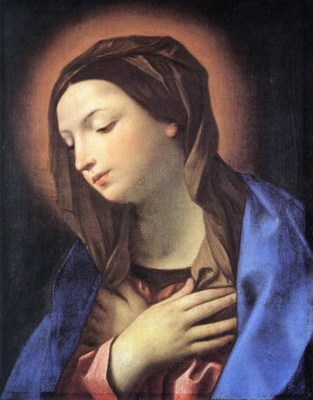 Guido Reni - Virgin of the Annunciation