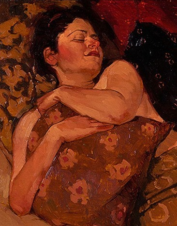 Joseph Lorusso, Cuscino rosa