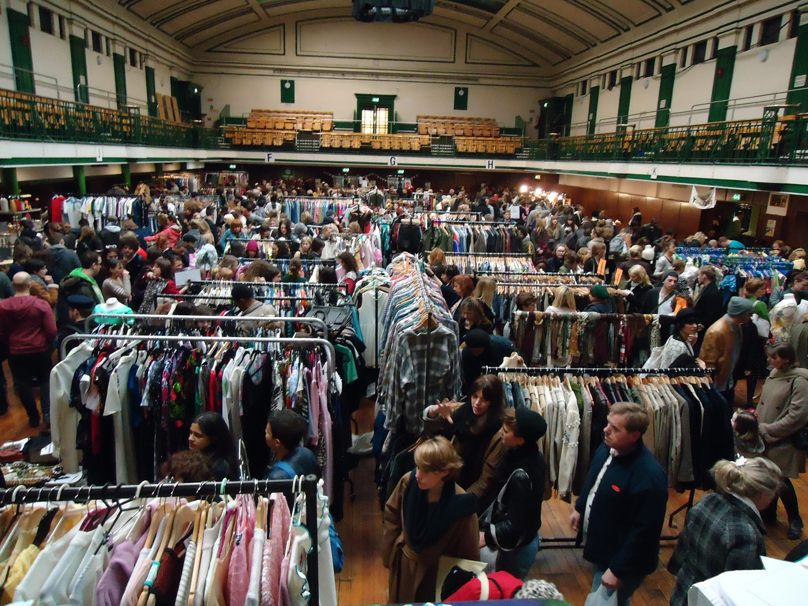 reporting back: the affordable vintage fair