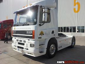Daf Semi Trailer Truck