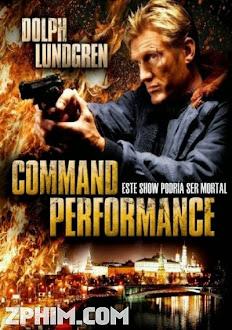 Buổi Hòa Nhạc Đẫm Máu - Command Performance (2009) Poster