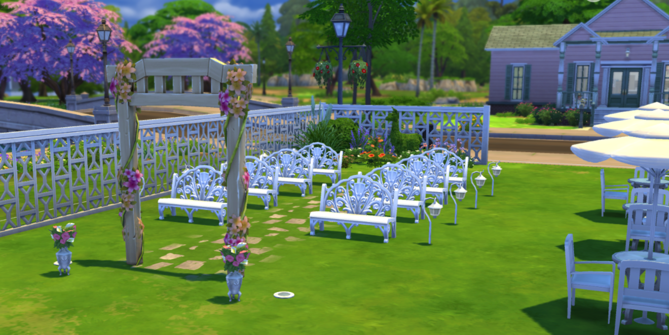 two hearts u0027 wedding venue u2014 the sims forums