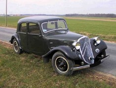 Citroen Traction 11 AL 1936