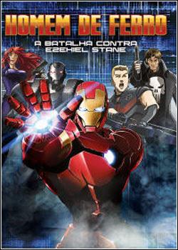 Homem de Ferro: A Batalha Contra Ezekiel Stane – WEBRip AVI Dual Áudio