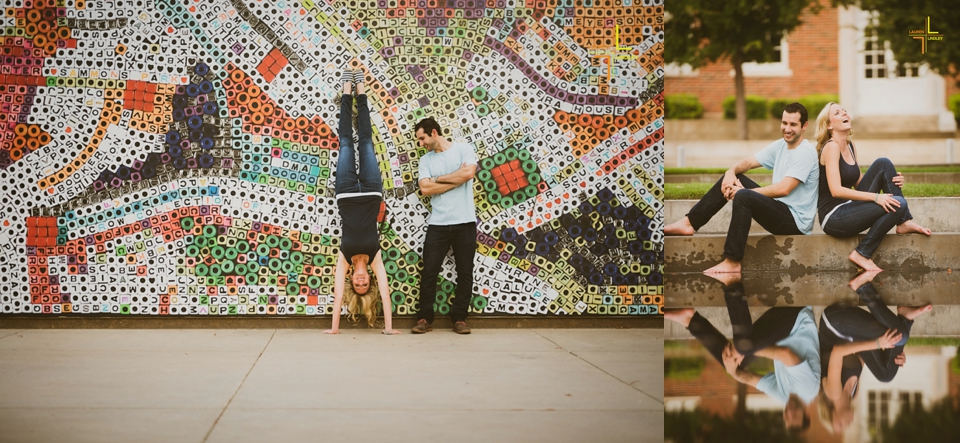Winspear Opera House Engagement Session