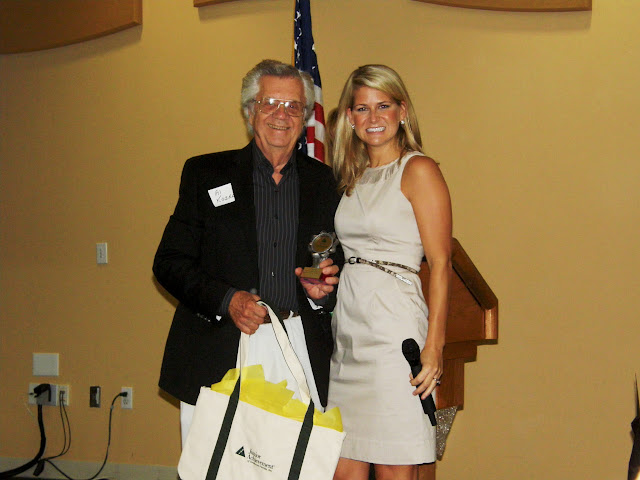 """Al Kozel, Junior """"Over"""" Achiever of the Year 2012- Collier County"""