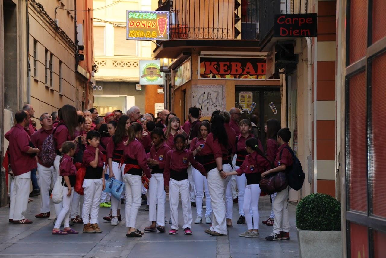 Diada XXIè Aniversari Castellers de Lleida 9-4-2016 - IMG_0022.JPG