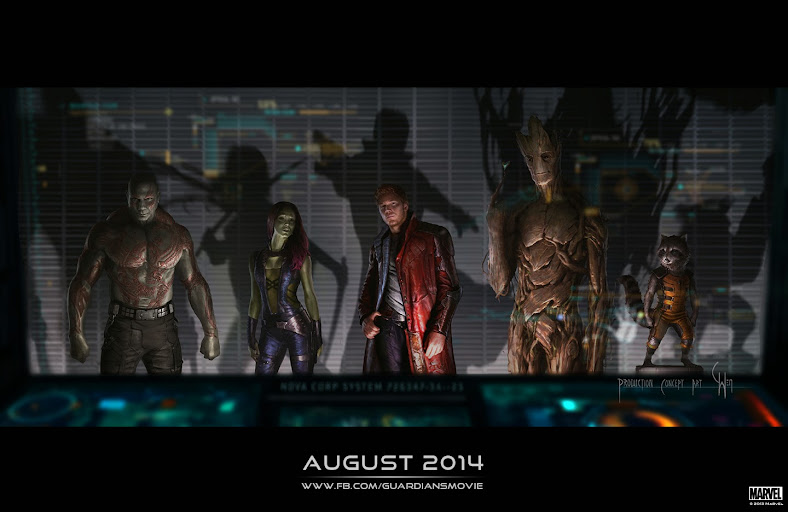 2014 Disney Movies: Guardians of the Galaxy