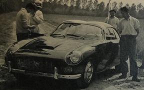 Lancia 1960 Flaminia