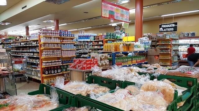 Supermarché Akhavan