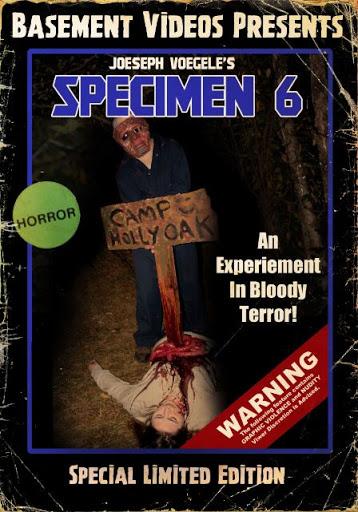 Specimen 6 DVD Available Now!!!