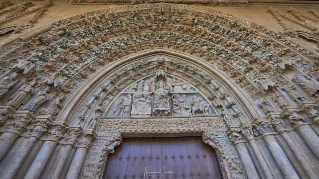 Fachada Iglesia Olite