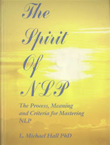 Cover of Michael Hall's Book The Spirit Of Nlp