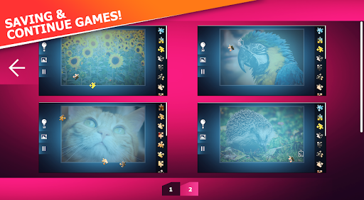 Unlimited Puzzles - free jigsaw for kids and adult filehippodl screenshot 5