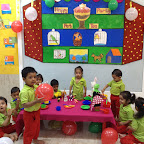 Pet Party Celebration by Playgroup Section ( 2016-17 ) at Witty World, Bangur Nagar