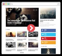 MaxBlog - Responsive Magazine Blogger Template - 14