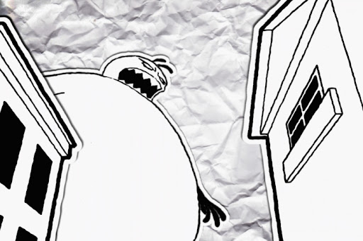 Frame do videoclipe