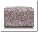 Nine West Gold Sparkle Clutch