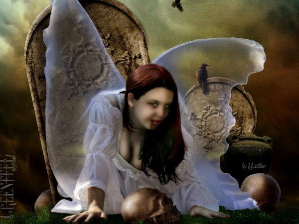 Beautiful Sprite Maiden, Fairies Girls 2
