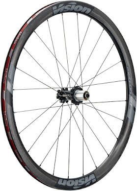 Vision Metron 40 TL, 700c, Shimano 11-Speed, Clincher, Centerlock Disc Wheelset alternate image 0