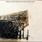 Kaiser Wilhelm II visiting the Zeebrugge mole