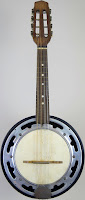bracketless zither Banjo Mandolin