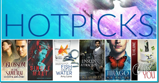 FEBRUARY'S HOTPICKS and GIVEAWAY