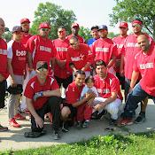 2013 Summer Saturday Pelham League Teams