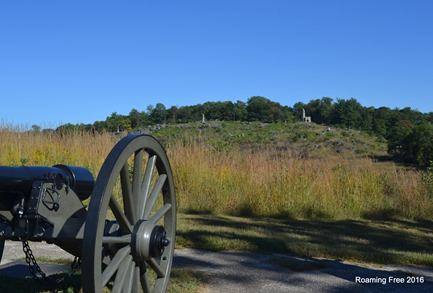 Aimed at Little Round Top