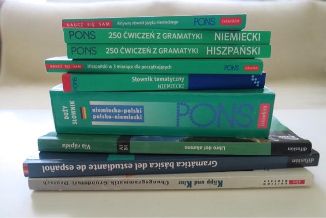 PONS, slowlingo, nauka języków, kolekcja, samouczki