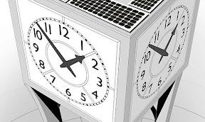 Reloj Solar Más Grande del Mundo