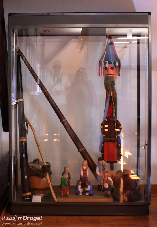 Muzeum Zachodniokaszubskie w Bytowie - sztuka i rękodzieło kaszubskie