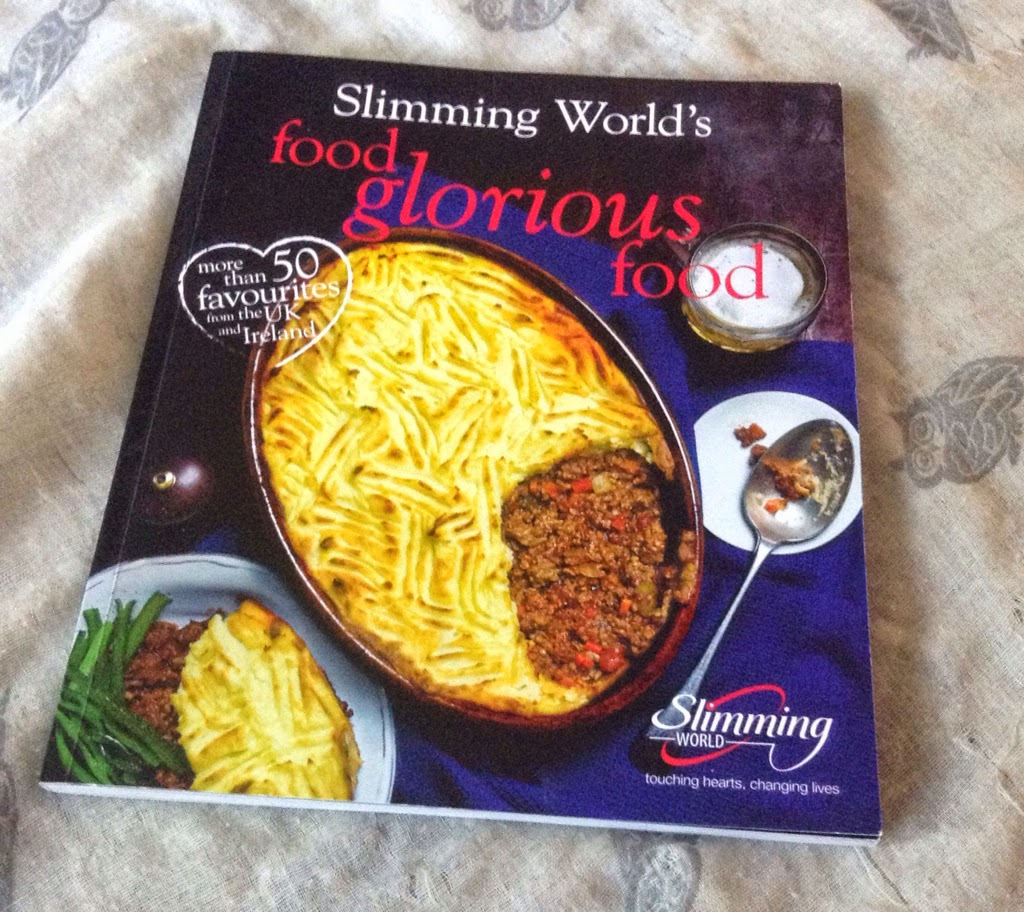 Adventures of a monkey footed mummy freefoodfeb book giveaway published food glorious food recipe book which will go on general sale on 2nd march but amazingly slimming world are giving every member who buys a forumfinder Choice Image