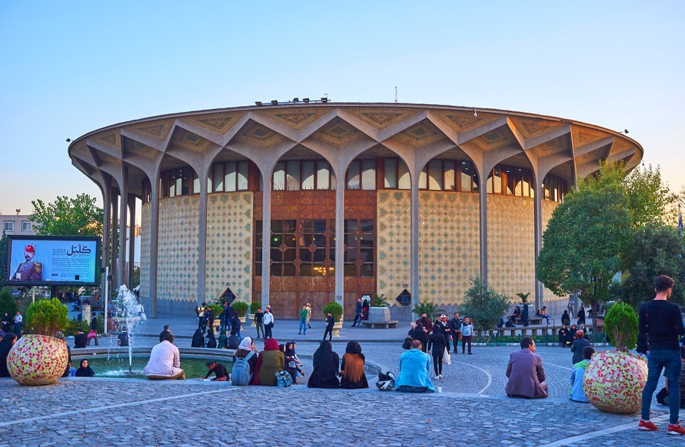tehran-city-theater