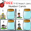 FREE Insect Counting Mats
