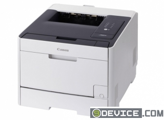 pic 1 - the best way to get Canon i-SENSYS LBP7680Cx lazer printer driver