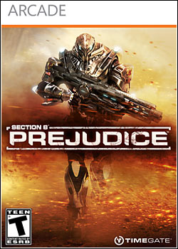 Jogo Section 8: Prejudice