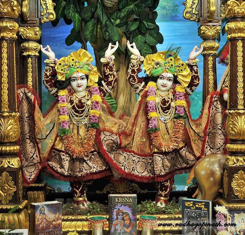 ISKCON Chowpatty Deity Darshan 22 Dec 2015 (11)