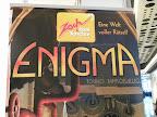 Enigma - Zoch Verlag Erg leuk puzzelspel