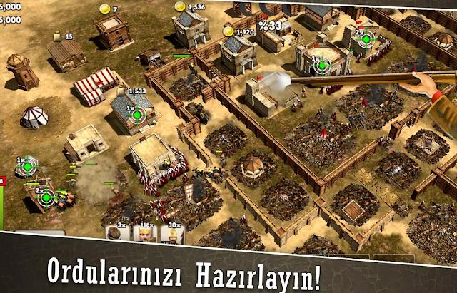 Osmanlı Savaşları Strateji Oyununa 31 Ekim Güncellemesi