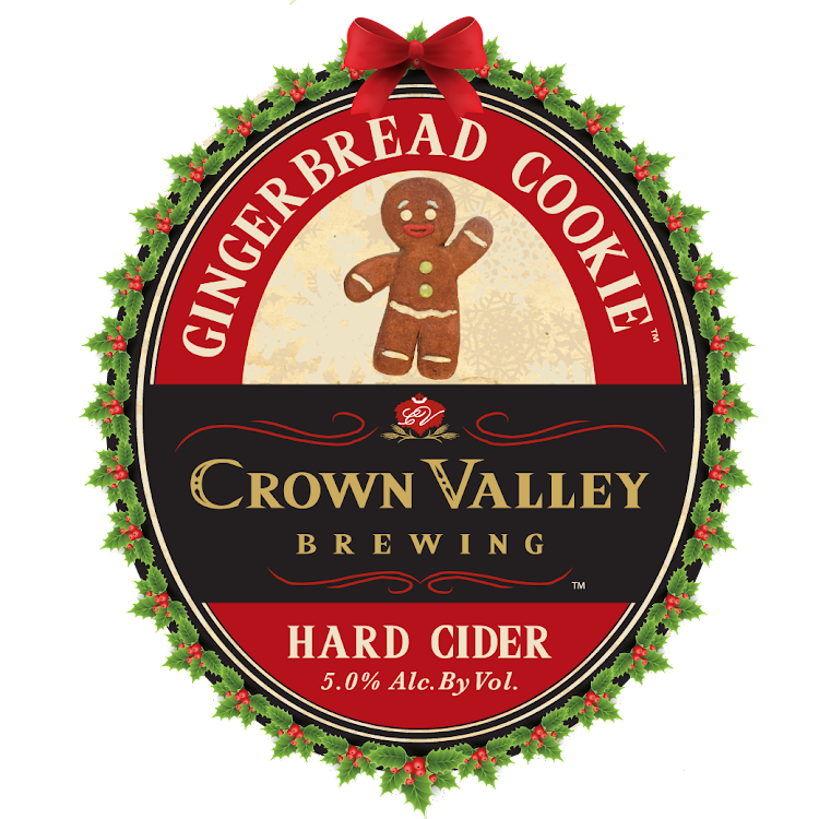 Logo of Crown Valley Gingerbread Cider