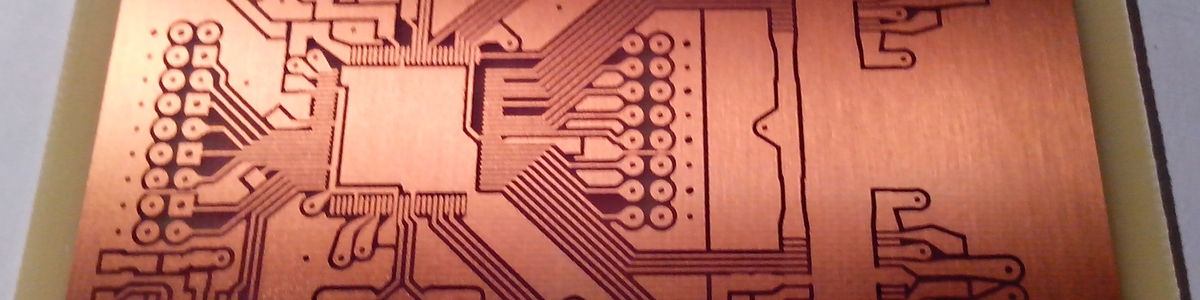 After PCB etching