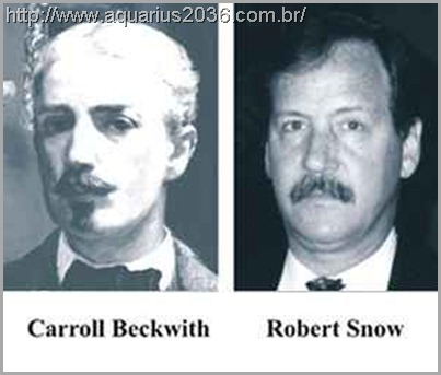 O caso do reencarne do Dr Carroll Beckwith para Robert Snow
