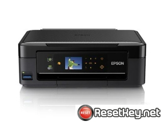 Resetting Epson ME-401 printer Waste Ink Counter