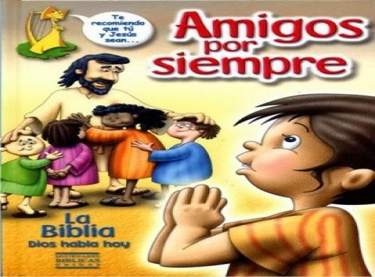 Biblia infantil para niños