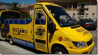 Peso-da-Regua-Douro-Bus