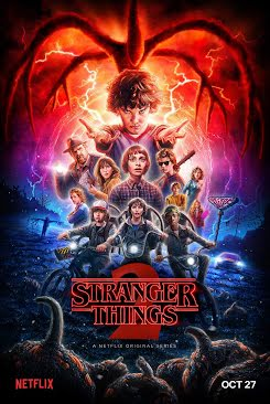 Stranger Things - 2ª Temporada (2017)