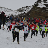 Soreen Junior U8 race