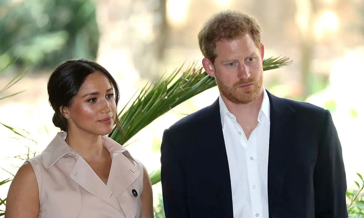 Prince Harry and Meghan Markle pay homage to victims of 9/11 with Touching Tribute